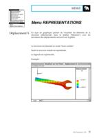 Manuel Post : Graphiques, Déplacement X