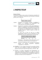 Manuel Post : Inspecteur, Principe 2