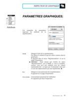 Manuel Post : Paramètres Graphiques 1