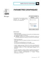 Manuel Post : Paramètres Graphiques 23