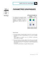 Manuel Post : Paramètres Graphiques 9